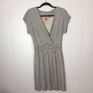 Tory Burch silk polka dot dress
